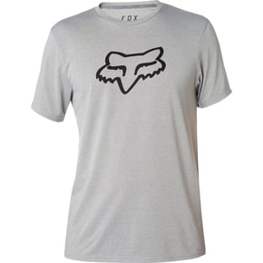 Fox Tournament SS Tech  T-Shirt - Heather Grey