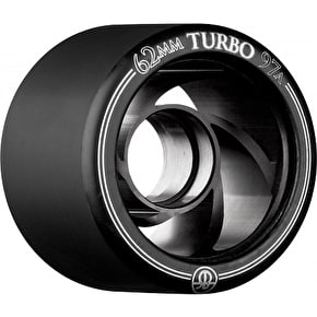 Rollerbones Turbo 62mm Derby Quad Wheels 97A (4pk)