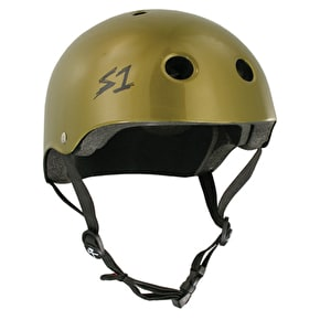 S1 'Lifer' Multi Impact Helmet- Gold