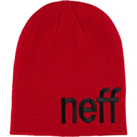 Neff Form Beanie - Red