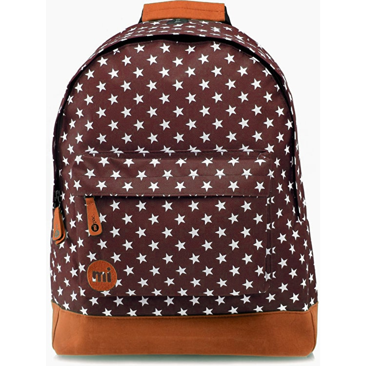 Mi-Pac All Stars Backpack - Burgundy