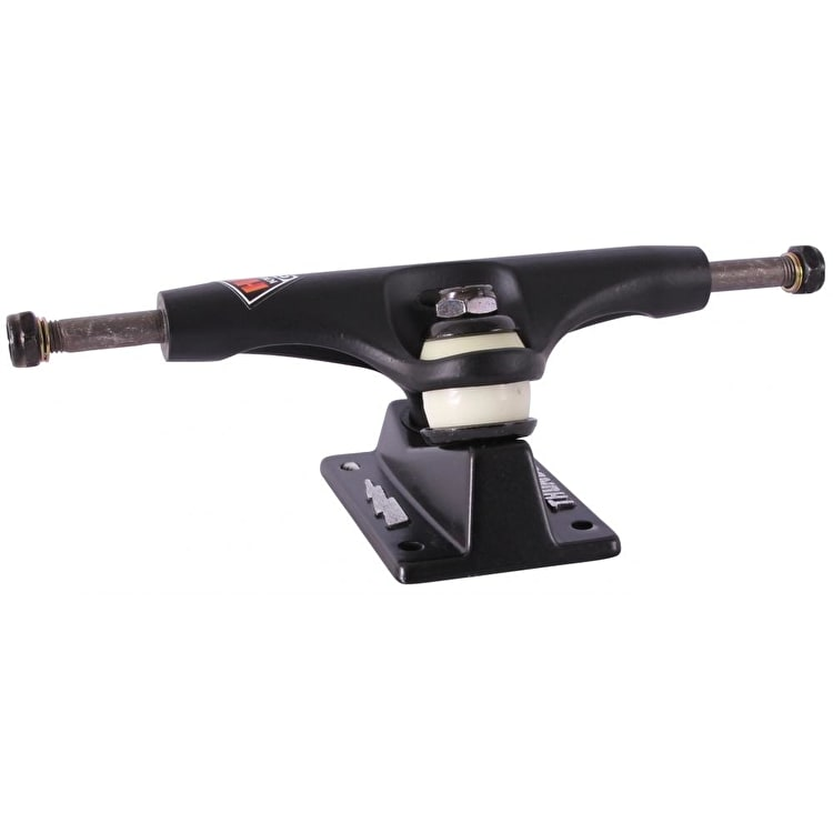 Thunder Hi 147 Night Light Skateboard Trucks - Black