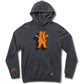 Grizzly Shade OG Bear Hoodie - Navy
