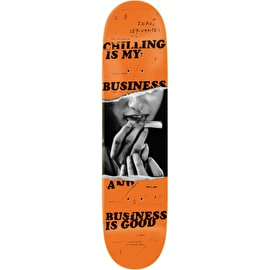 Zero Quality Time - Cervantes Skateboard Deck 8.25