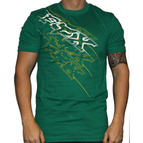 Fox boys Fastbreak T-Shirt Emerald