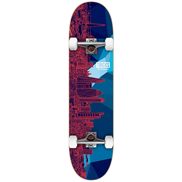 Tricks Skyline Complete Skateboard - 7.8""
