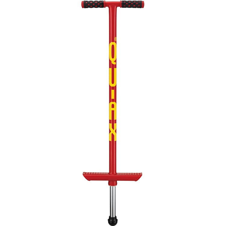 Qu-Ax V200 Under 30kg Pogo Stick - Red