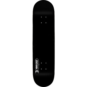 Mini Logo Skateboard Deck - Small Bomb Black