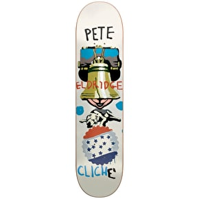 Cliche Skateboard Deck - Brabs Paint R7 Eldridge 8.25''