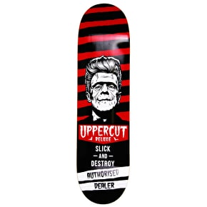 Uppercut Frankie Skateboard Deck - 8.5