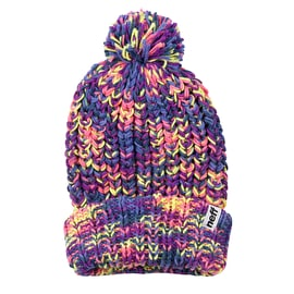 Neff Space Womens Beanie - Purple/Pink