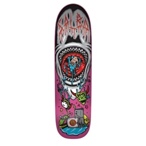 Santa Cruz Salba Pool Shark Pro Skateboard Deck - 8.9