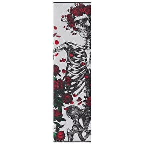 Grizzly x Grateful Dead Skull & Roses Grip Tape