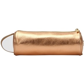 Mi-Pac Metallic Pencil Case - Rose Gold