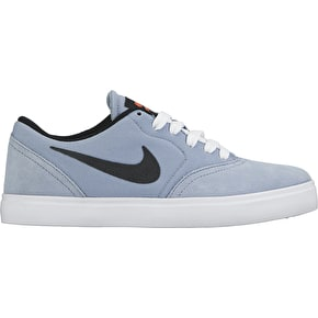Nike SB Check Kids Shoes - Blue/Grey/Black