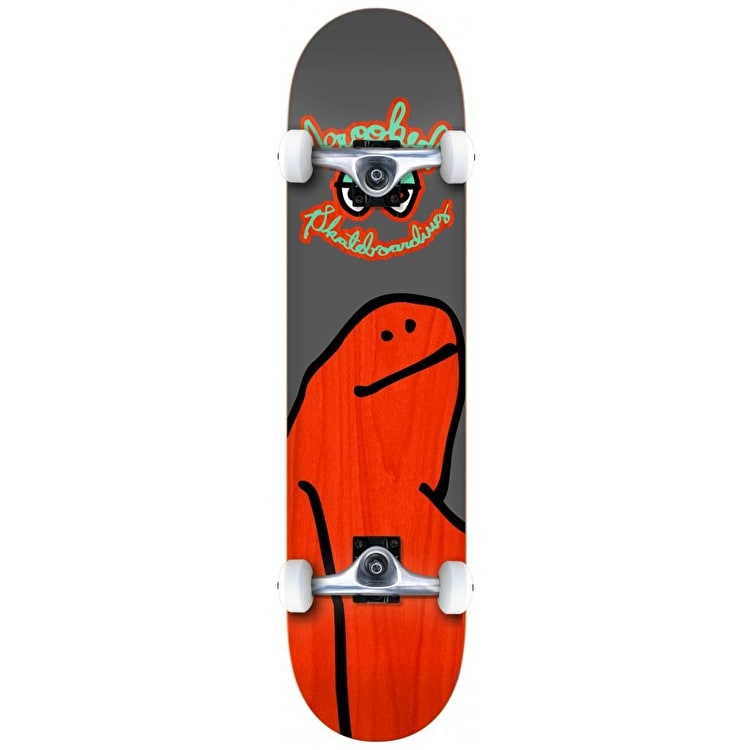 Krooked Live Fast Dye Shmoo Complete Skateboard - 8""