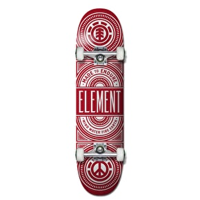 Element Pressed Twig Complete Skateboard - 7.625