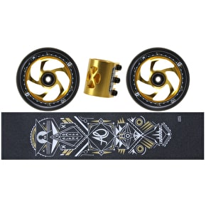 AO Scooters Delta Kit - Gold