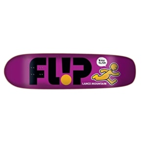 Flip Odyssey Doughboy Skateboard Deck - Mountain 9