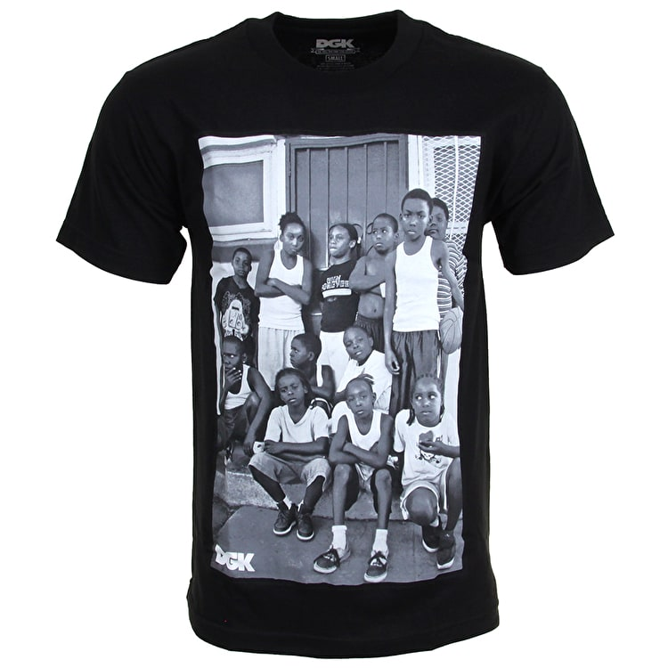 DGK Collective T-Shirt - Black