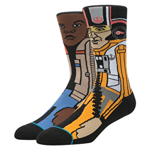 Stance X Star Wars The Resistance 2 Socks