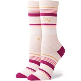 Stance Roxana Everyday Socks - Natural