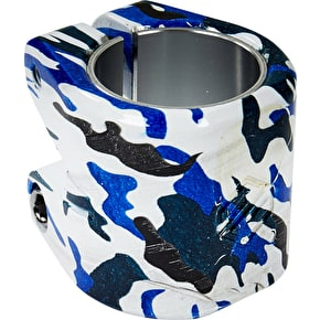 Striker Essence Double Clamp - Blue Camo