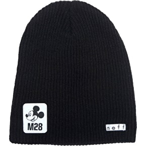 Neff 28 Daily Beanie - Black/White