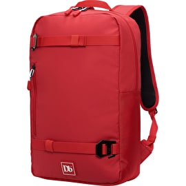 Douchebags The Scholar Backpack - Scarlet Red