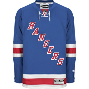 Reebok Official NHL Premier Jersey-New York Rangers