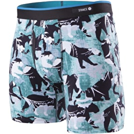 Stance Panthers Boxers - Green