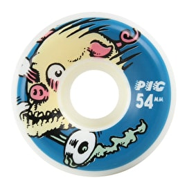 Pig Wheels Skull C-Line Skateboard Wheels