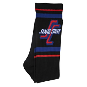 Santa Cruz OGSC Socks - Black