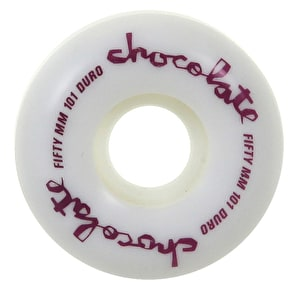 Chocolate Sumi Chunk 101A Skateboard Wheels - 50mm