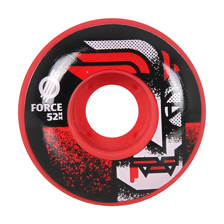 Force Dracula Skateboard Wheels - 52mm