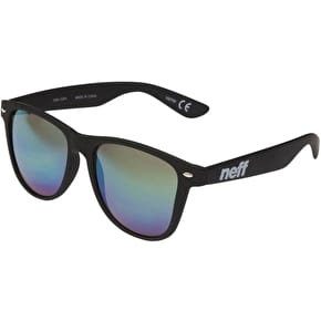 Neff Daily Sunglasses - Black/Rainbow