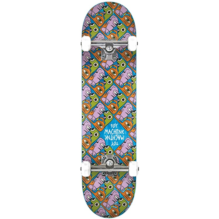 Toy Machine Squared Complete Skateboard