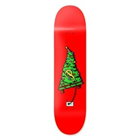 Primitive Seasons Greetings Skateboard Deck - 8.1