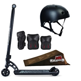 MGP VX7 Pro Scooter/Mini Ramp Bundle