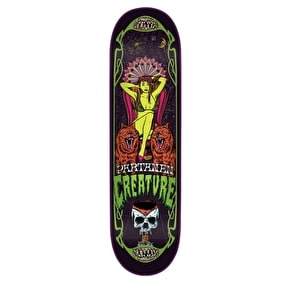 Creature Skateboard Deck - Hesh Trippers Partanen 8.2