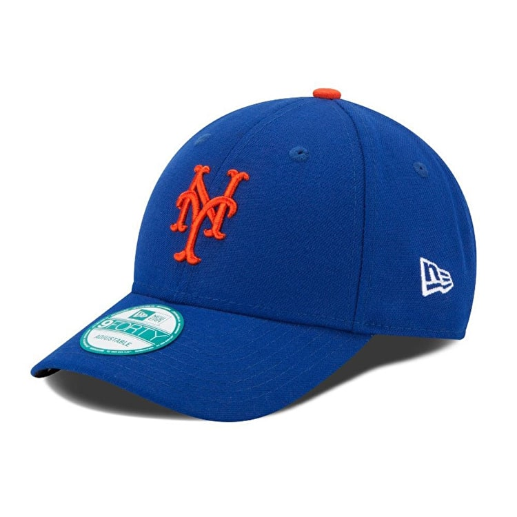 New Era NY Mets MLB The League 9FORTY Cap - Blue