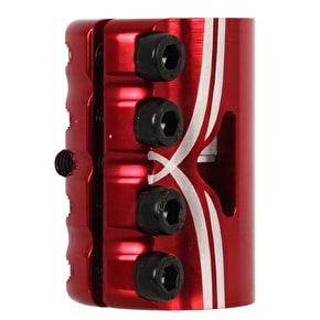 Logic SCS V2 Clamp - Red
