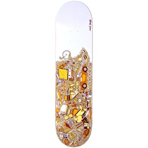 Drawing Boards Best Things Skateboard Deck - 8