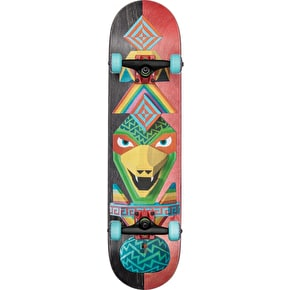 Globe Totems Complete Skateboard - Rainbow Serpent 7.75''