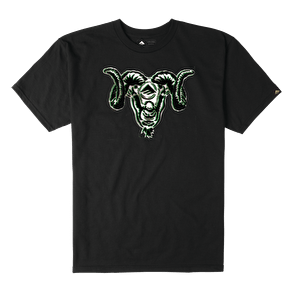 Emerica X Mouse Goathead T-Shirt - Black