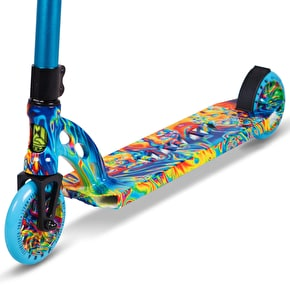 MGP VX7 Extreme LE Complete Scooter - Radioactive