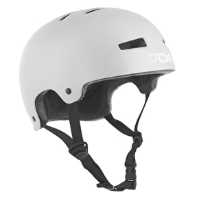 TSG Evolution Helmet - Satin Silver