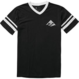 Emerica Toy Stripe T-Shirt - Black