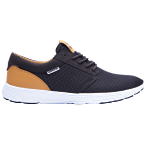 Supra Hammer Run Shoes - Black/Brown