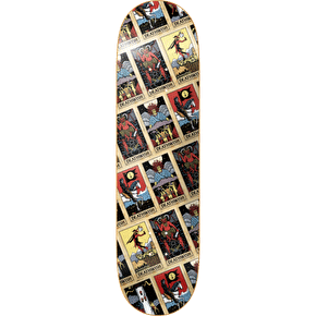 Deathwish Skateboard Deck - Tarot Card Team 8.475